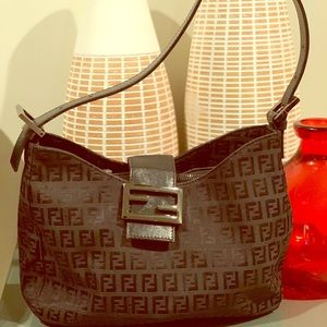 Fendi shoulder bag. Used a couple of times.
